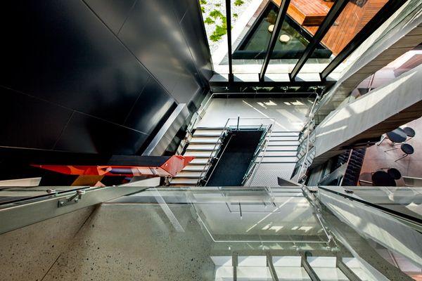 Bastow Institute of Educational Leadership – Maddison Architects.