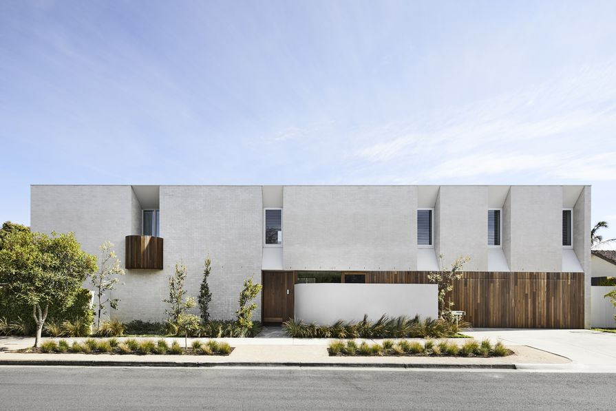 Beaumaris House by Clare Cousins Architects.