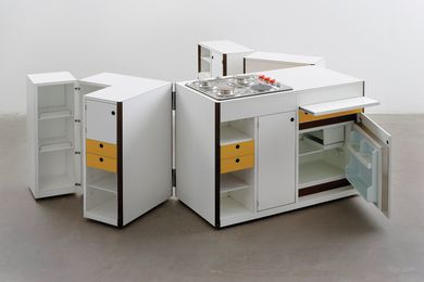 Virgilio Forchiassin, Living Space Mobile 