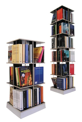 Buchstabler book rack from Interstudio.
