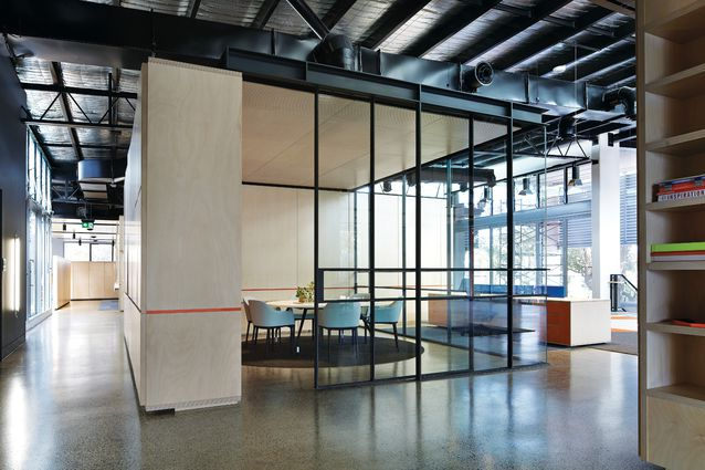 2015 australian interior design awards workplace design rh architectureau com