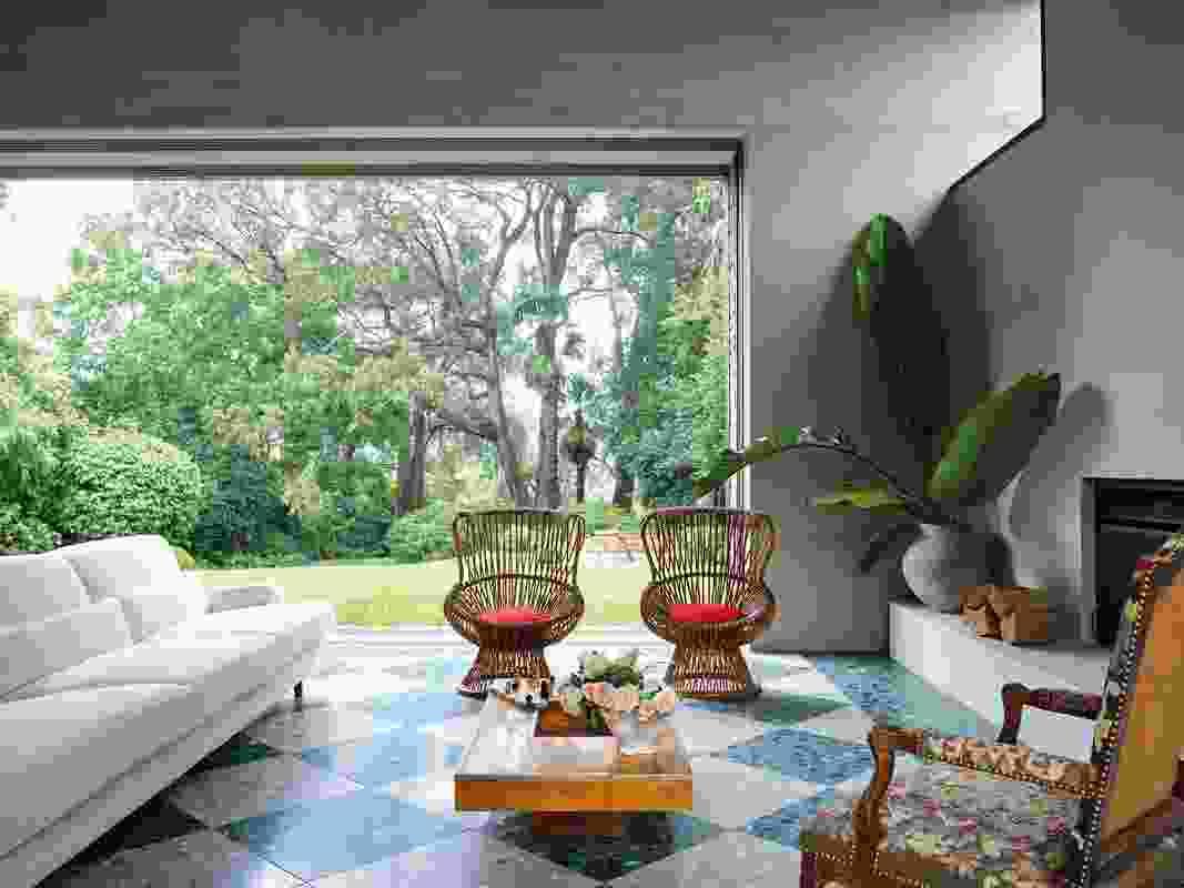 花园之家由阿伦特和派克设计。