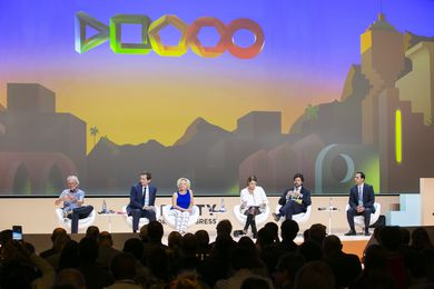 The Smart City Expo World Congress 2019 was held in Barcelona over three days in November.