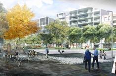 Disused Green Square lot to become 2,000-square-metre public square