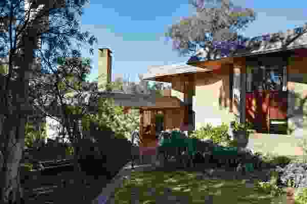 Paterson House by Enrico Taglietti.