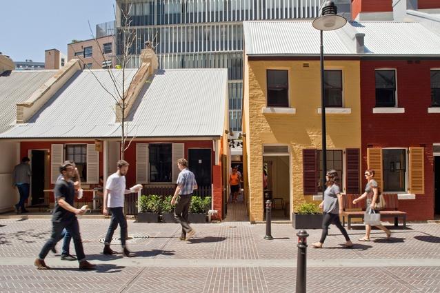 Kensington Street (NSW) by Turf Design with Jeppe Aagaard Andersen.