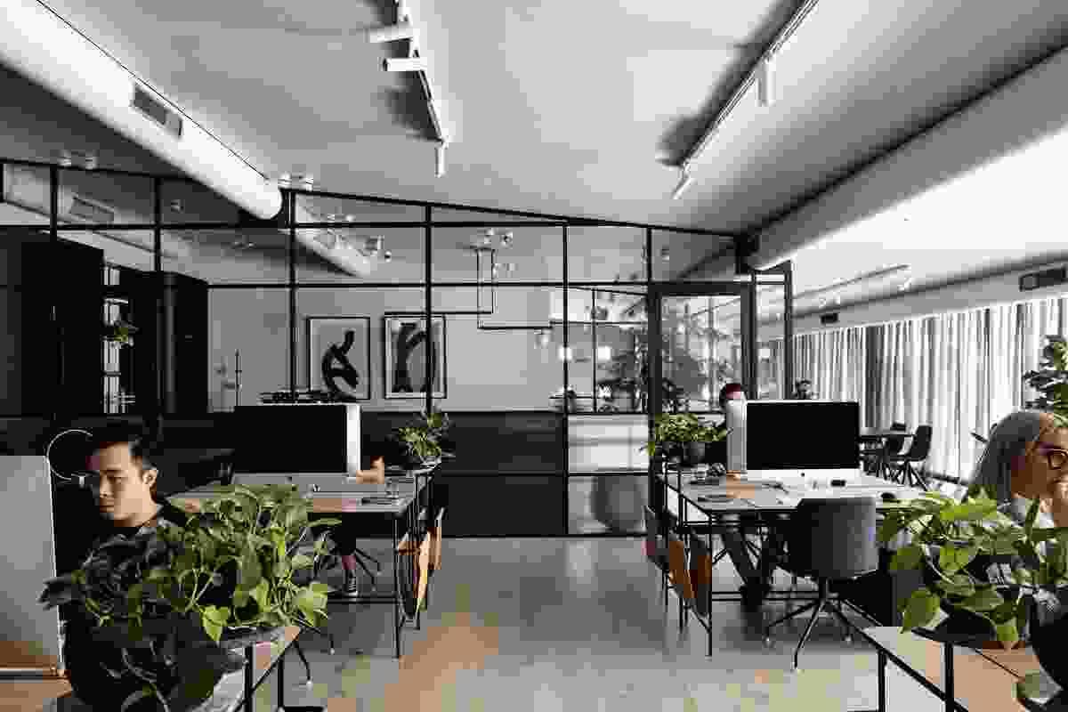 Officina Biasol by Biasol Studio.