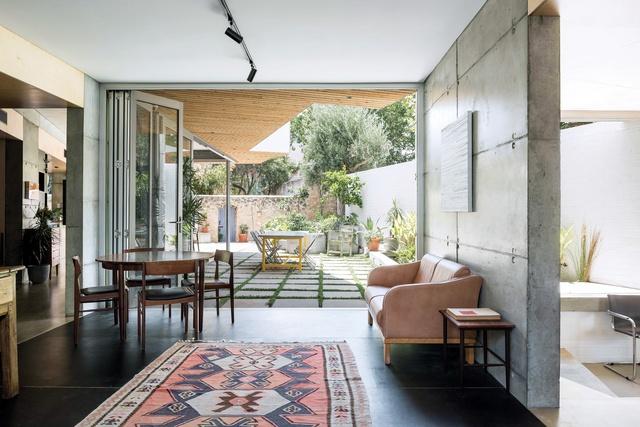 triumph over obstacle silver street house architectureau rh architectureau com