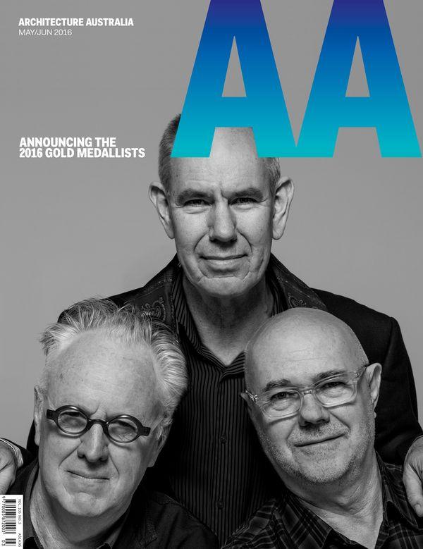 Architecture Australia, May 2016