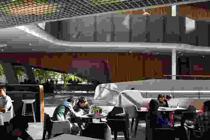 Civic winner - The Sir Paul Reeves Building, AUT University, Jasmax.