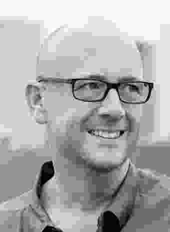 Chris Reed, founding director of Stoss Landscape Urbanism (Boston)