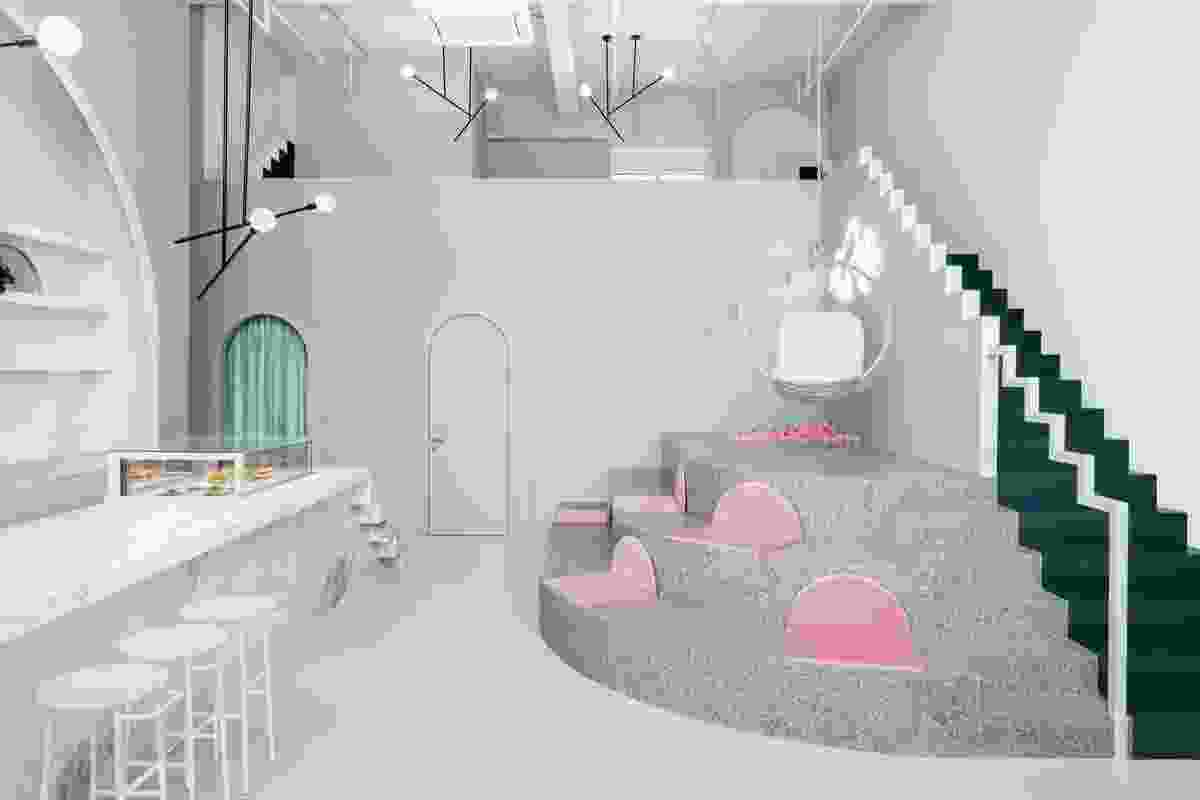 The Budapest Café by Biasol.