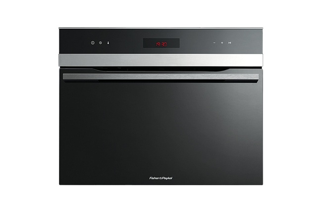 Companion steam oven from Fisher and Paykel.