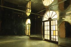 10 The reflective room of Sanne Mestrom's Standing in the Shadow of the Shaman.