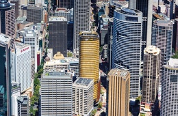 'Intrinsically Sydney': The EY Centre