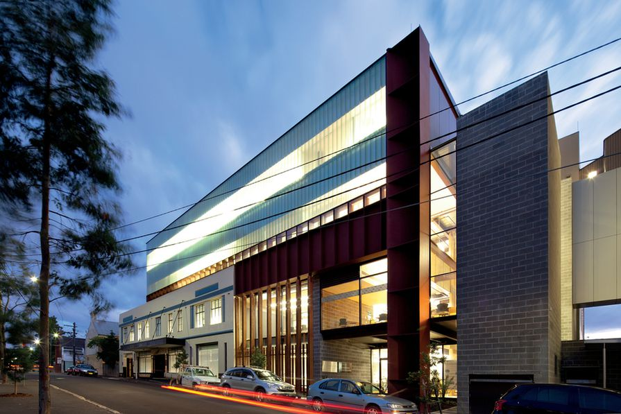 Brain and Mind Research Institute – Youth Mental Health Building by BVN Architecture.