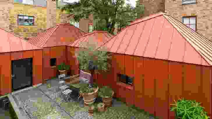 Tin House by Henning Stummel.