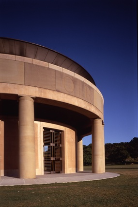 Federation Pavilion at Centennial Park by Tzannes.