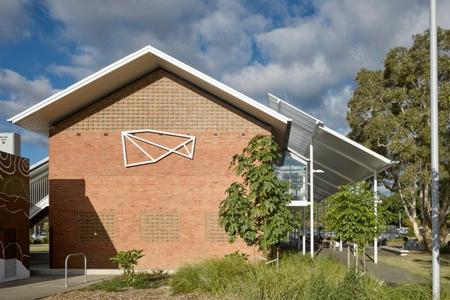 Lismore Regional Gallery by Dominic Finlay Architects.
