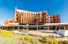 Cox Architecture completes performing arts centre in Cairns