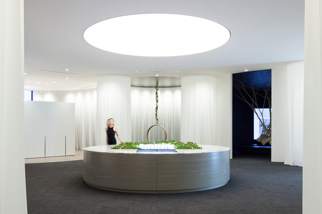 One Sydney Park Display Suite by Make Architects with LAVA on behalf of HPG.