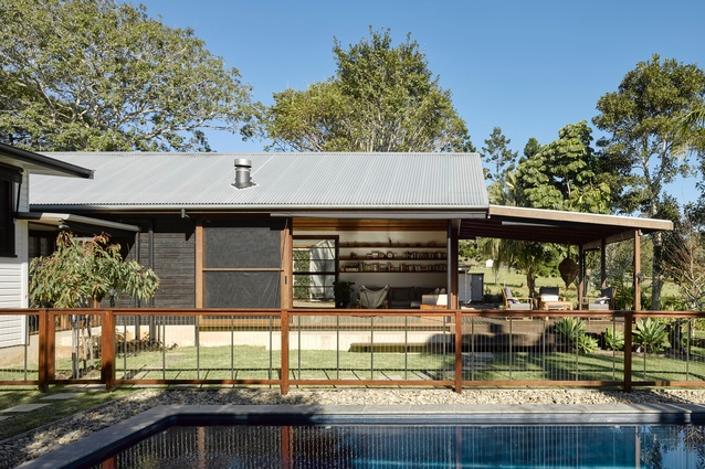 Bangalow Farmhouse, Bangalow by DFJ Architects.