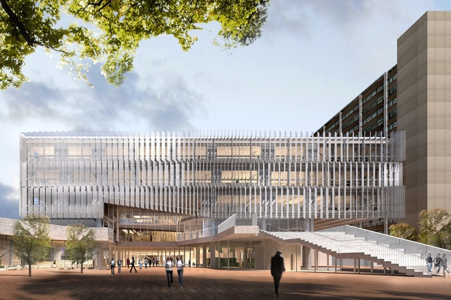 Wardle And Nadaaa 39 S Melbourne Uni Design Architectureau