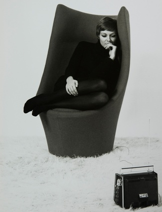 Expo 67 Talking chair (1966).