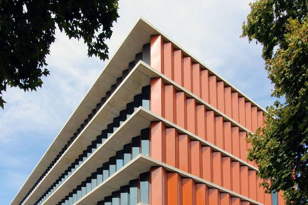 The Braggs University of Adelaide by BVN Donovan Hill and Hames Sharley in association.