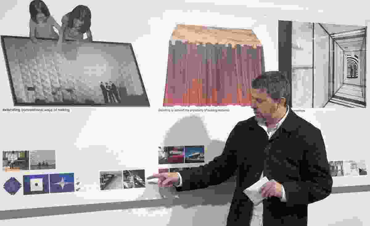 M3 Architecture director Michael Lavery.