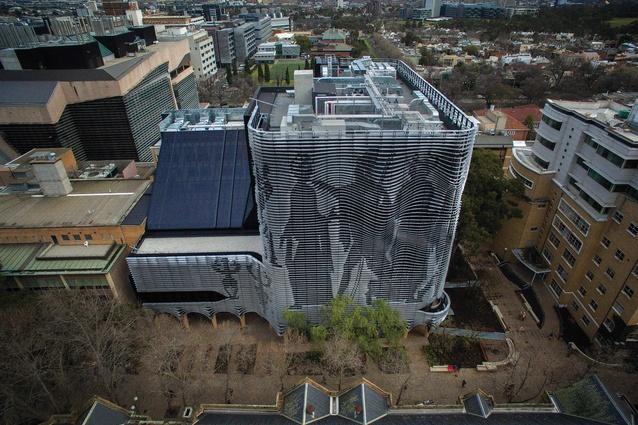 Arts West, University of Melbourne by ARM and Architectus.