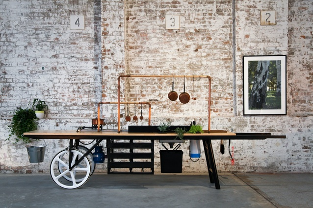 Kitchen By Mike on Wheels by Koskela.