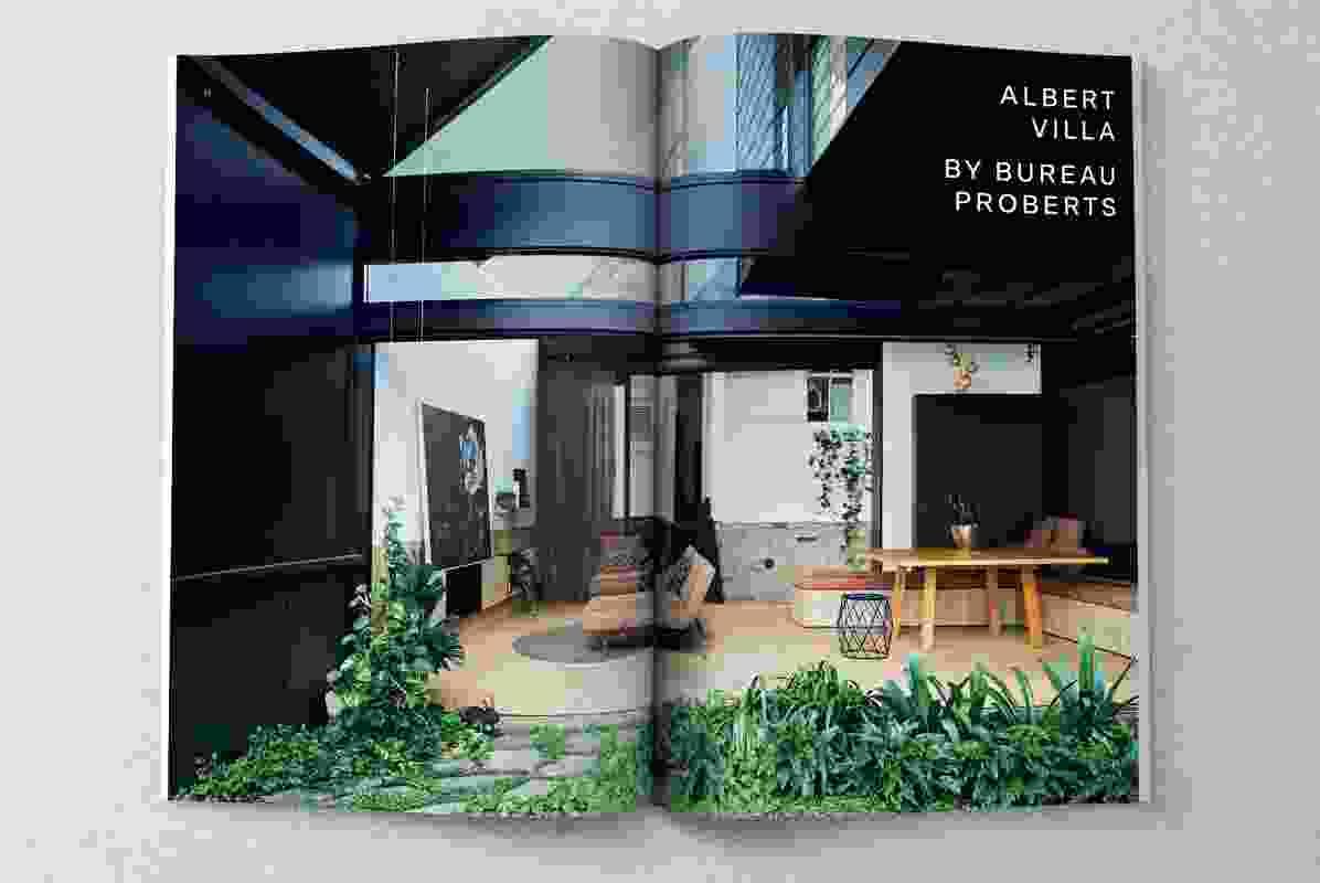 Albert Villa by Bureau Proberts.