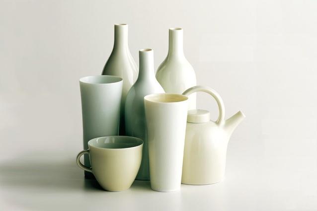 <em>Still life with large cup</em>, 2004.