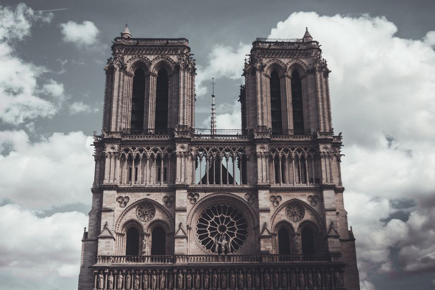 Institute president has 'every confidence' in Notre Dame rebuild