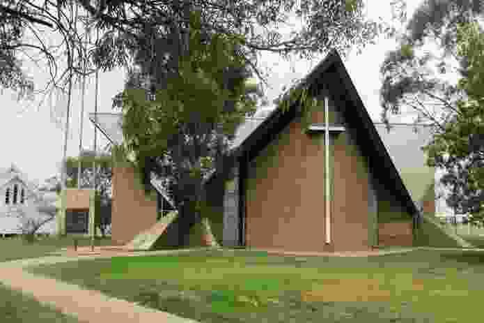 St Alban's Church (Cunamulla) by Lund Hutton Newell Black & Pulson.