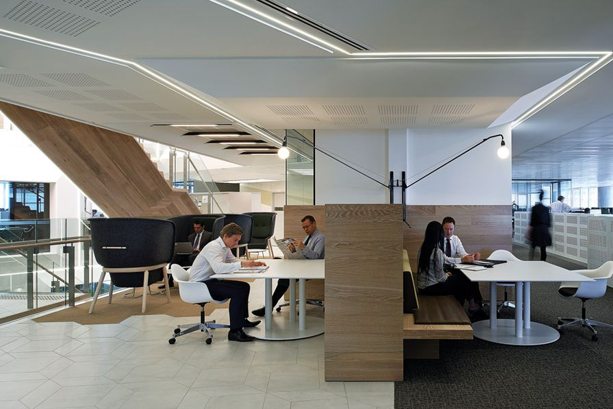 ANZ Tower by Hassell.