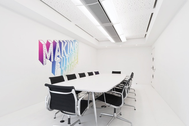Materials Focus Metal Ceilings Architectureau