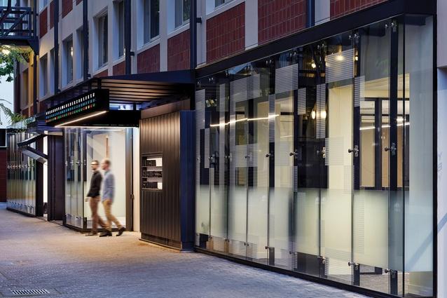 UniSA Business School Hub by MPH Architects.