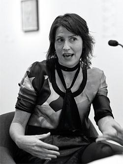Lindy Johnson, HEAT Queensland.Image: Peter Bennetts