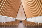 Shigeru Ban and the Cardboard Cathedral