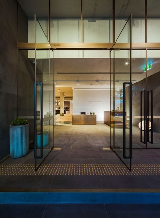 Fisher & Paykel's Experience Centre in Sydney.