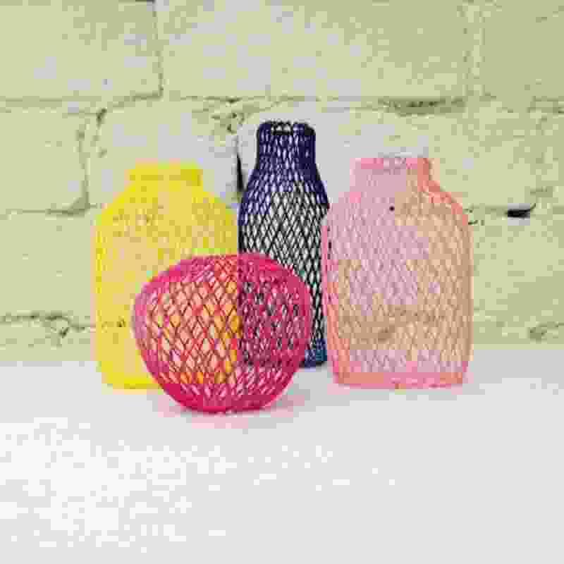 Net vessels by Emma Davies