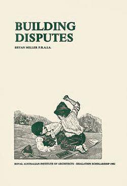 "Bryan Miller's ""Building Disputes"" of 1982."