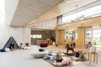 Fox Johnston-designed childcare centre opens in disused Sydney hospital