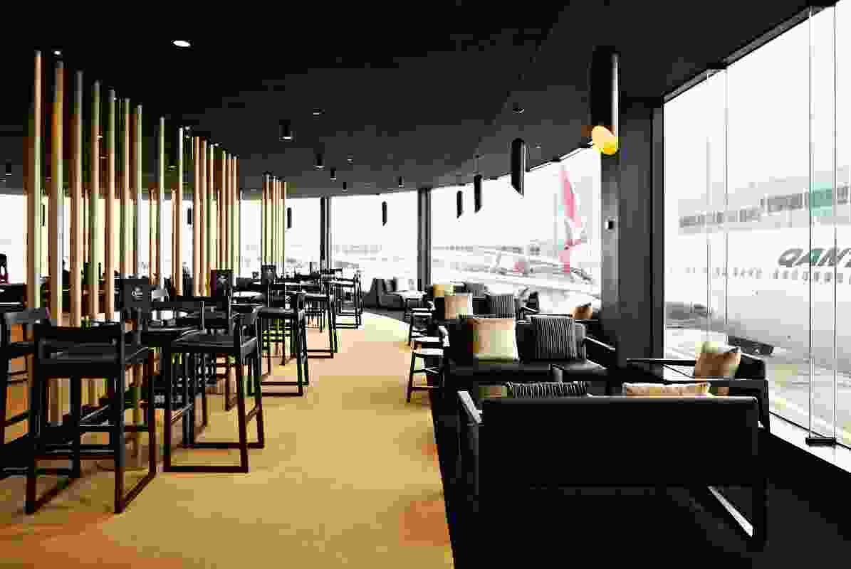 Crown Lager Bar by Blackmilk Interior Design.