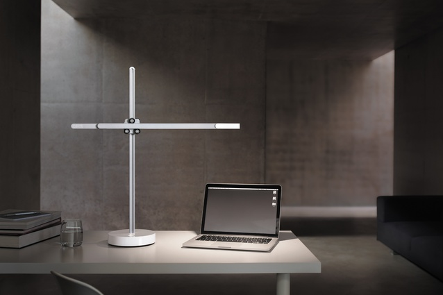 The CSYS desk light from Dyson.
