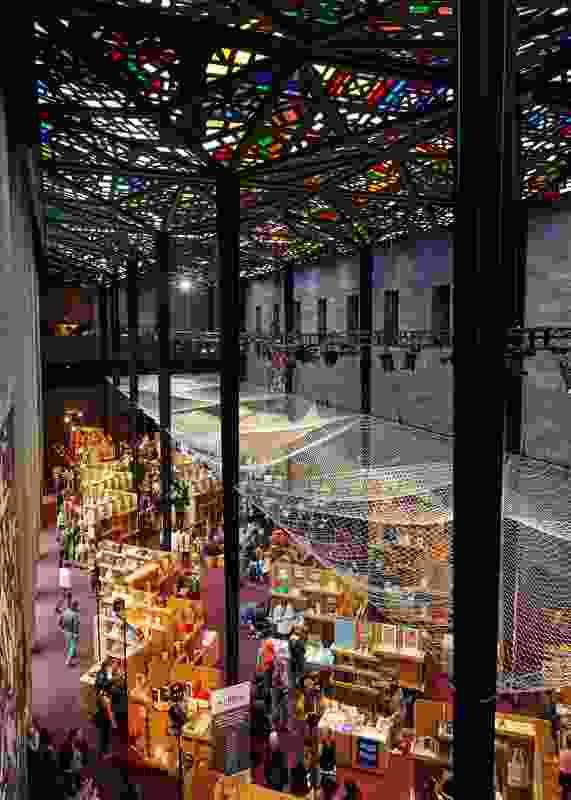 NGV Art Fair by Fold Theory.