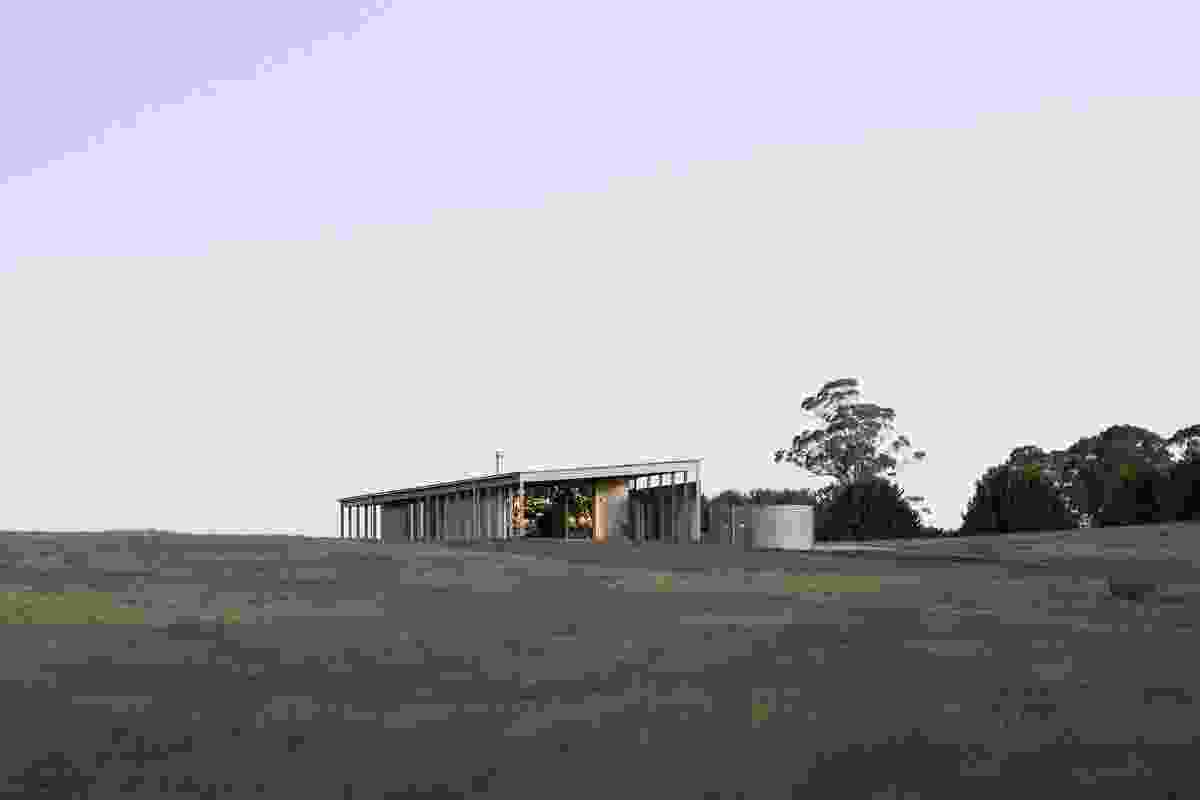 Springhill House by Lovell Burton, Architeam Medal winner.