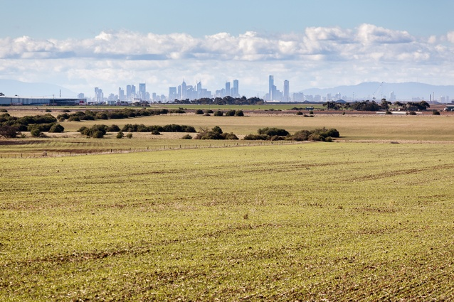 Tarneit in Melbourne's outer-west is undergoing rapid change as its former agricultural land is turned into new housing.